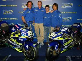 Images and interviews from the Telefonica Honda presentation