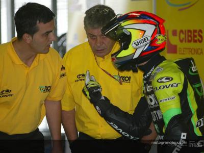 Rain in Spain hits Jerez test