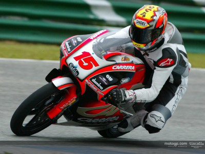 Locatelli masters the wet at Jerez