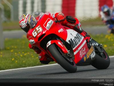 Bilan mitigé pour les pilotes Ducati Marlboro