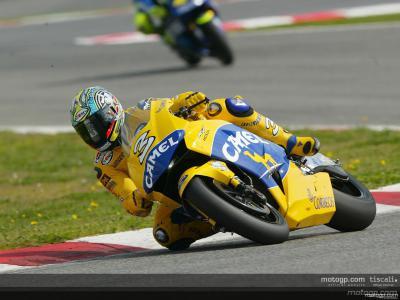 Biaggi veut redresser la barre à Jerez