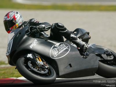 Ruben Xaus feeling part of the MotoGP community