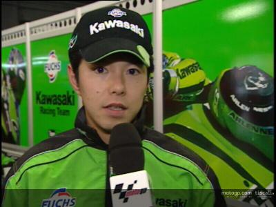 Reaction from the Kawasaki riders in Jerez