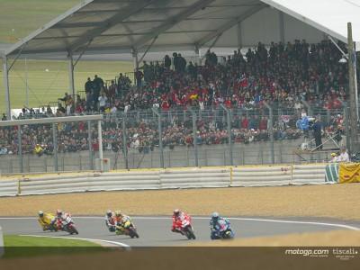 Grand Prix de France offer free entry for under 16s