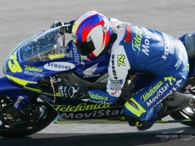 Aoyama quickest at Valencia test