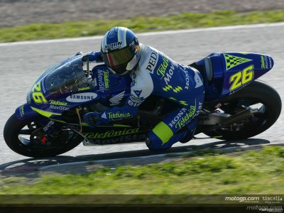 Pedrosa le plus rapide à Valence