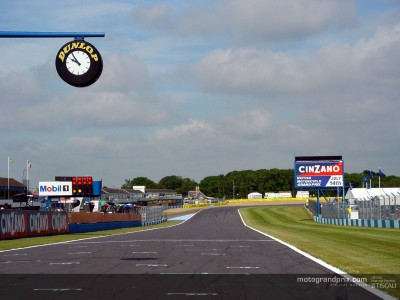 More good news for UK with Donington Park boost