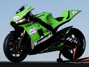 Kawasaki step up MotoGP challenge with new Ninja