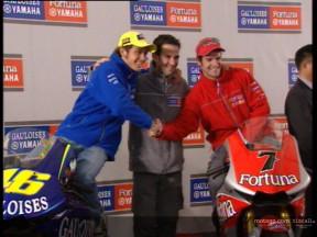 Yamaha entame une nouvelle ère avec Rossi