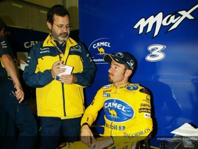 La comunità della MotoGP ha perso Antonio Cobas