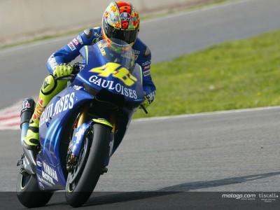 Valentino Rossi: Still breaking new ground