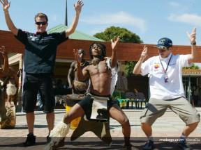MotoGP blooms in South Africa