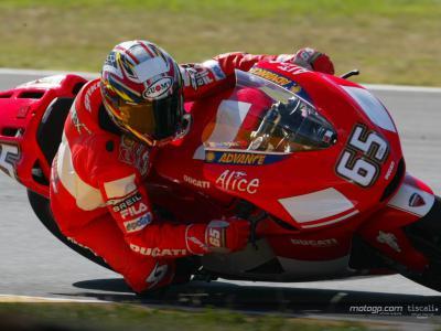 Capirossi trusting in Ducati