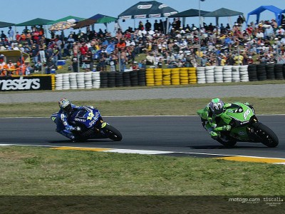 Nakano takes first points with Kawasaki