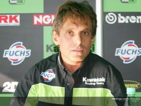 Eckl satisfied with Kawasaki progress