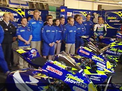 La comunidad del MotoGP recuerda a Kato