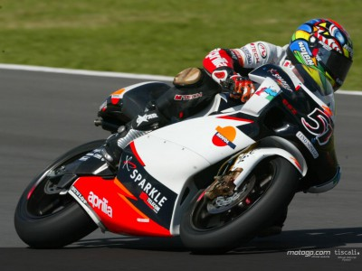 De Angelis delighted with 250 debut