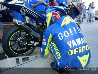 Grand Prix Marlboro d'Espagne : Rossi vers de nouveaux records