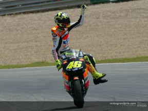 One year ago at Jerez