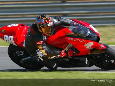Kurtis Roberts d'attaque pour Jerez
