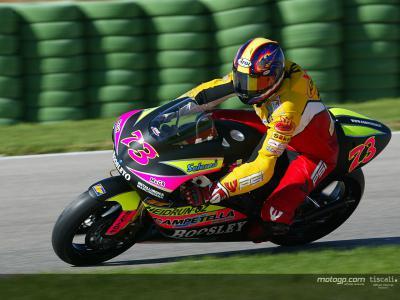 I wild card del Gran  Premio Marlboro de España