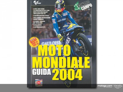 MotoGP guide published in Italy