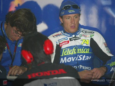 Gibernau warns fans