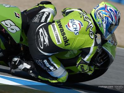 Kawasaki boosted by dry time