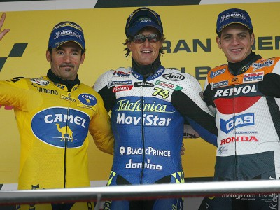 Experience counts in MotoGP