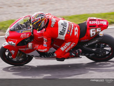 Ducati hope for more dry time in France