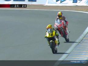 Altra vittoria per Dovizioso a Le Mans