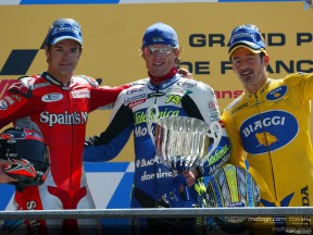 Gibernau extends series lead with Le Mans win