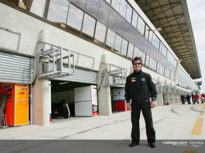 Porto: 'De Puniet deve sentire più tensione per la gara'