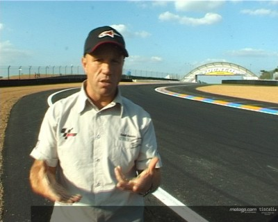 Mamola reveals the key to quick times at Le Mans
