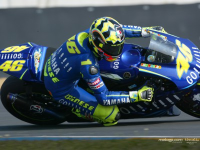Rossi blames set-up problems