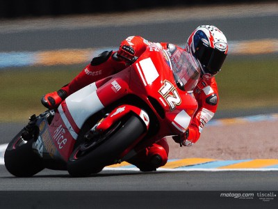 Dramatic boost for Bayliss at Le Mans