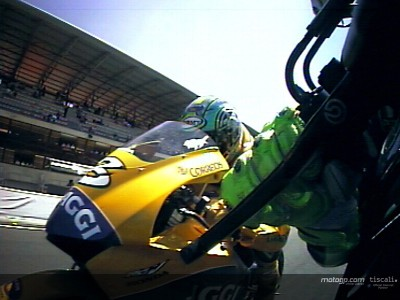 Another classic duel between Rossi and Biaggi