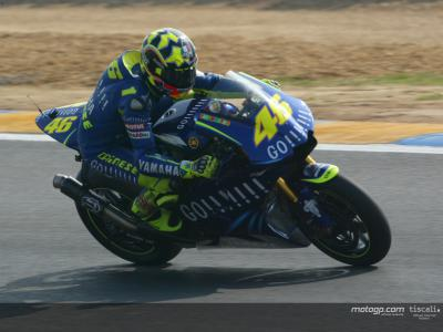 Rossi ready for pressure home race