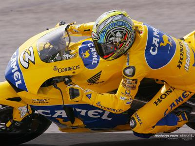 Max Biaggi aiming for top step on Mugello podium