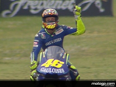 Rossi at the double in Mugello stunner
