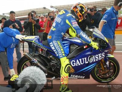Rossi lidera resposta da Yamaha