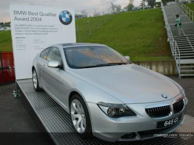 Gibernau prend la tête du BMW Award