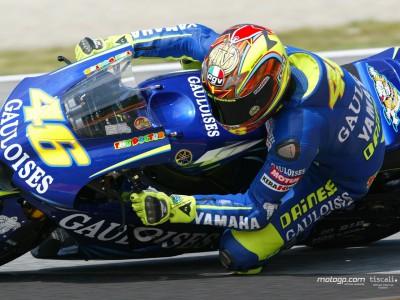Rossi explique la nouvelle décoration de son casque