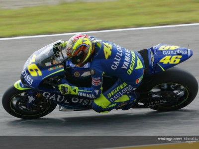 Rossi aiming to stay on track
