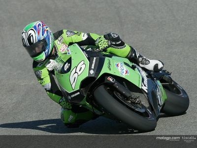 Kawasaki put trust in Bridgestone
