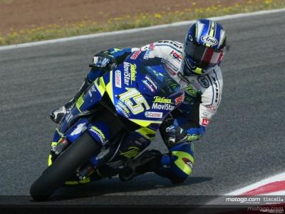 Sete quickest despite crash in FP1
