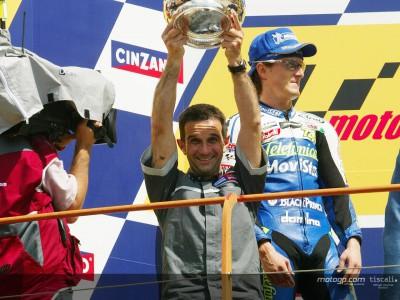 Les pilotes Yamaha adoptent un nouveau bras oscillant