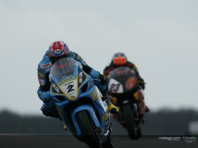 Reynolds and Haslam win at Brands Hatch