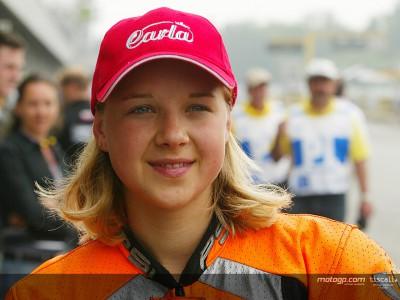 Occasione d'oro per la giovane pilota ceca Janakova