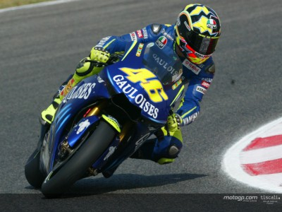 Rossi respect for 'The Cathedral'